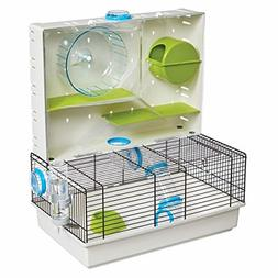 Midwest Homes for Pets Hamster Cage, Awesome Arcade Hamster