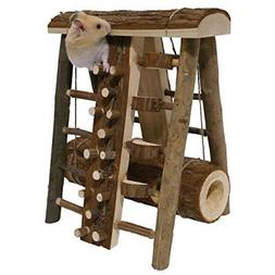 NEW Activity Assault Course  Hamster & Small Animal Toy FREE