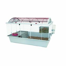 New Deluxe Pet Habitat Well-Ventilated for Hamsters, Guinea