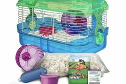 New Pet Kaytee Critter Trail Hamster Mouse Gerbil Cage Start