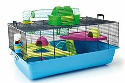 NEW Lixit Animal Care Savic Hamster Heaven Metro Cage FREE S
