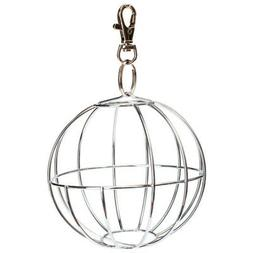 New Sphere Feed Dispenser Hanging Ball Toy for Guinea Pig Ha