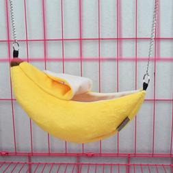 Pet Bird Hamster Ferret Rat Squirrel Hammock Hanging Cage Ne