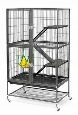 Pet Cage House Large Playpen Small Chinchilla Rabbit Hamster