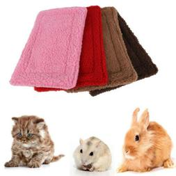Pet Hamster Guinea Pig Small Animal Plush Bed Cages Home War