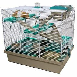 Pet Mouse House Bed Pico XL Translucent Teal Hamster & Small