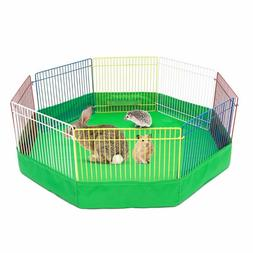 Pet Playpen Cage Playground Tent Hamster Rabbit Guinea Pig M