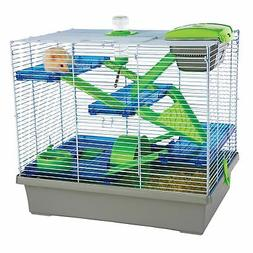pico xl silver green hamster small animal