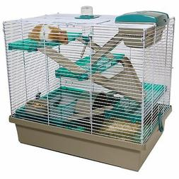 Pico XL Translucent Teal - Hamster  Small Animal Home/Cage
