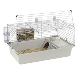 Ferplast Pig Cage Grey Piggy Rat Mouse Hamster Small Animals