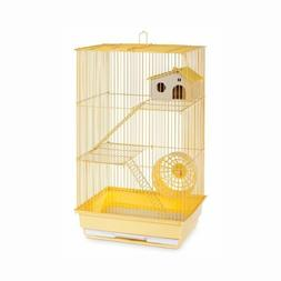 Prevue Hendryx Three Story Live Animal Hamster And Gerbil Ca