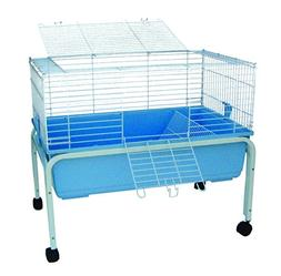 YML Rabbit Cage and Stand, Small