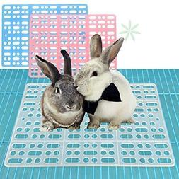 rabbit mats cages guinea