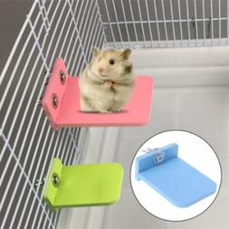 Rectangle Platform Stand Hamster Squirrel Cage Accessories P