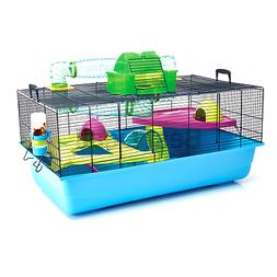 Lixit Animal Care Savic Hamster Heaven Metro Cage 1-Pack