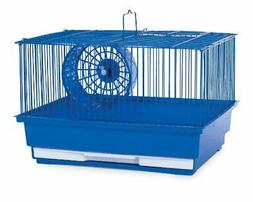 Prevue Hendryx Single Story Hamster & Gerbil Cage Blue-color