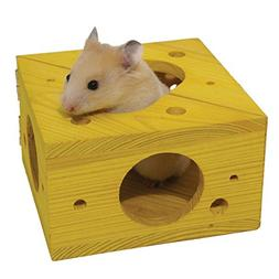 Sleep 'n' Play Cheese - Hamster & Small Animal Toy