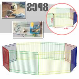 Small Animal Hamster Pet Indoor Outdoor Exercise Play Pen Fe