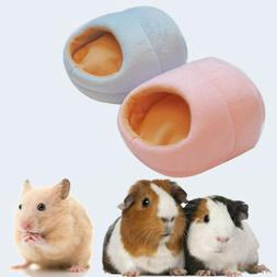 Small Pet Hamster Squirrel Soft Winter Fall Warm House Cage