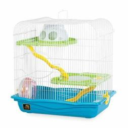 Prevue Pet Products SP2004BL Hamster Haven, Medium, Blue