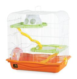 Prevue Pet Products SP2004OR Hamster Haven, Medium, Orange