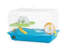 Prevue Pet Products SP2005BL Hamster Haven, Large, Blue