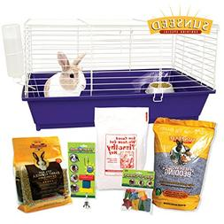 Ware Sunseed Rabbit Kit, Metal & Plastic, Small