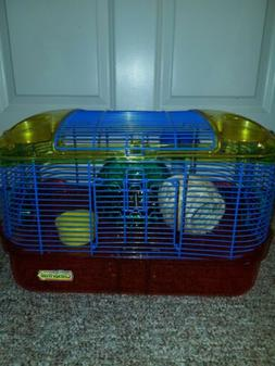 Kaytee Superpet Critter Trail Hamster Gerbil Mouse Cage New