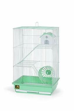 Prevue Pet Products Three-Story Hamster & Gerbil Cage Green
