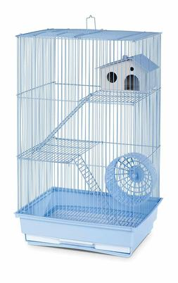 three story hamster and gerbil cage