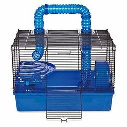"""Ware Manufacturing Tube Time Two Level Hamster Home, 20""""-"""