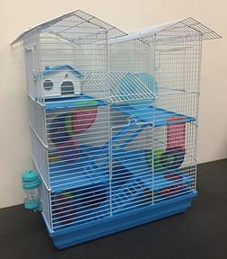 NEW Twin Towner Large Crossing Tube Habitat Syrian Hamster R