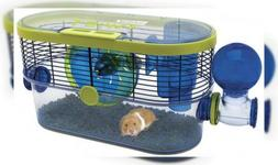 Habitrail Twist Hamster Cage, Small Animal Habitat Unique Ob