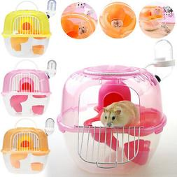 Water Storey Cage Small House 2 Mouse Slide Castle Mice Gerb