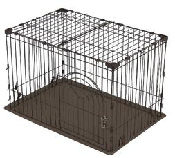 IRIS Medium Wire Deluxe Dog Cage